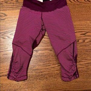 Lulu cropped pants